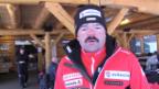 Video «Ski. Männerchef Stauffer über die WM-Ziele» abspielen