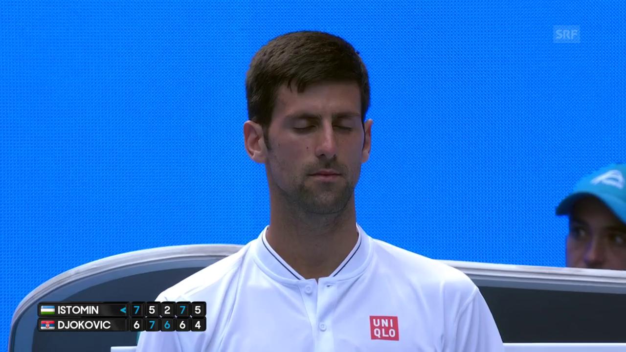 Novak Djokovic wagt einen Neuanfang