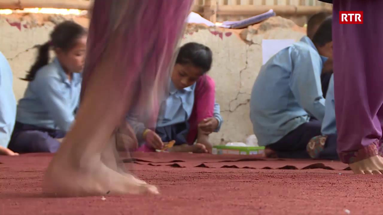 Seria Var 100 dis suenter ils terratrembels en il Nepal: co il pievel viva ussa