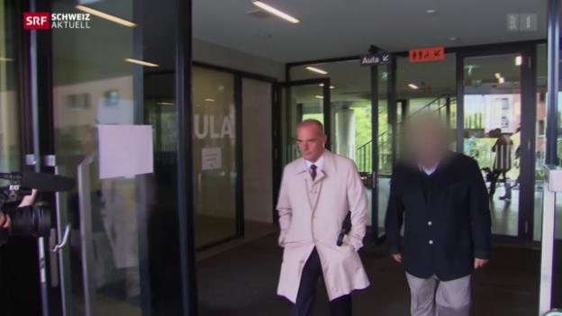 Video «Schweiz aktuell vom 05.10.2015» abspielen