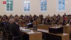 Video «Aargauer Grosser Rat gegen höhere Steuern» abspielen