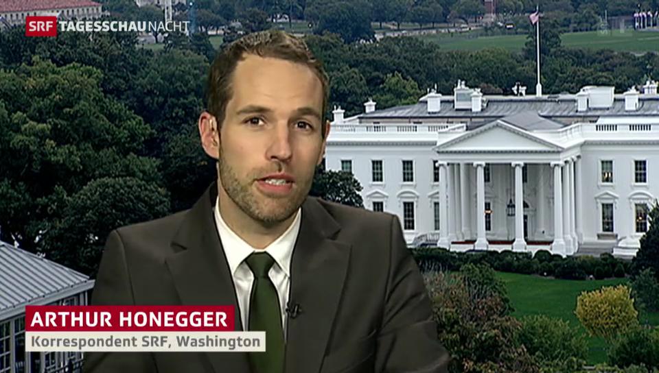 SRF-Korrespondent Honegger zum Kompromiss