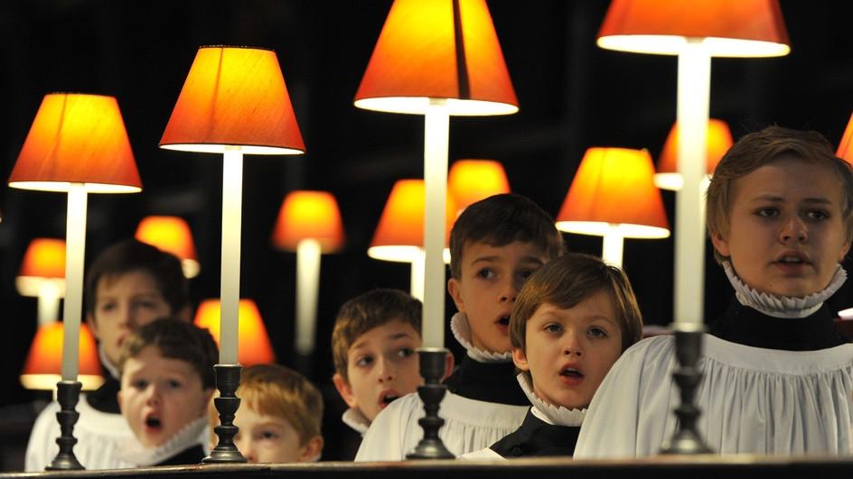 Knabenchöre am Europäischen Jugendchorfestival