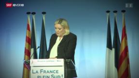 Video «Die neue Le Pen-Generation» abspielen