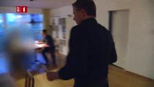 Video ««Kassensturz» filmt Fehlberatungen von Krankenkassen-Maklern versteckter Kamera» abspielen