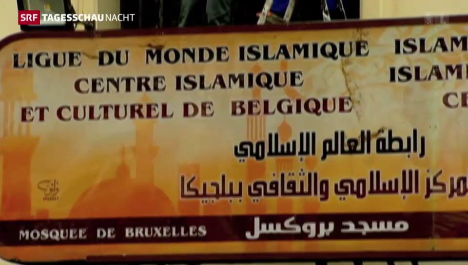 Nach den Anschlägen: Muslime in Brüssel