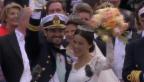 Video «Das war «Glanz & Gloria» 2015 – die Hochzeiten» abspielen