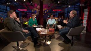 Video «Erinnerte Zeiten: Der Literaturclub im November» abspielen