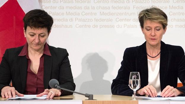 Bundesrat verurteilt Attentate – Fedpol in Alarmbereitschaft