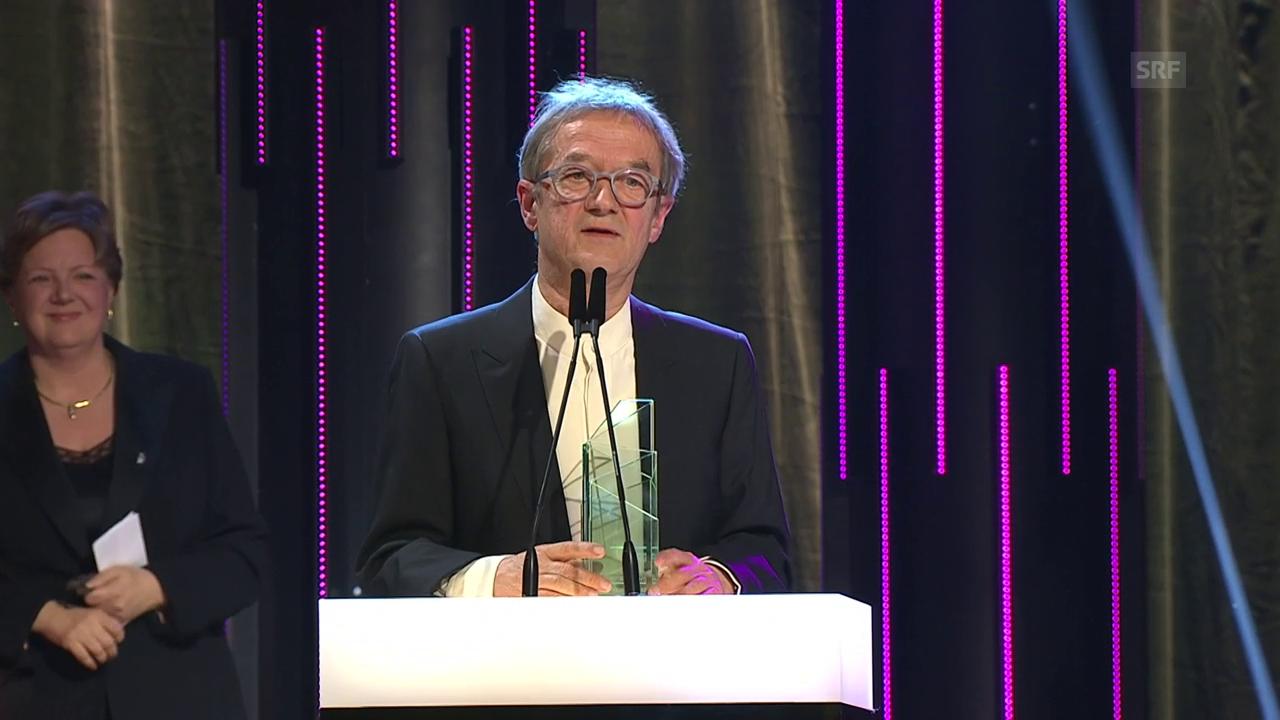 Georges Schwizgebel, Ehrenpreis