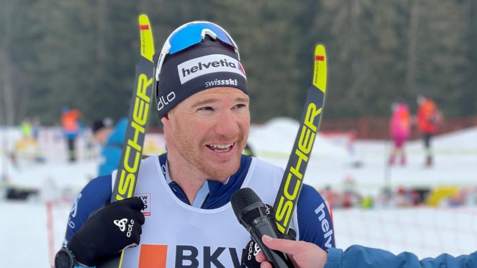 Dario Cologna è per la 18avla giada campiun svizzer