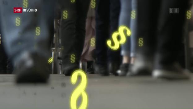 Video «10vor10 vom 08.02.2017» abspielen