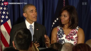 Video «Obama besucht Kuba» abspielen