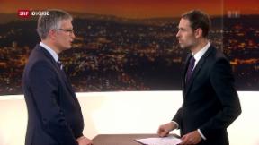 Video «FOKUS: Studiogespräch mit Roland A. Müller» abspielen