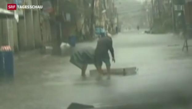 Video «Tagesschau vom 07.12.2014, 19:30» abspielen