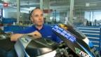 Video «Eskil Suter - Eine grosse Figur im Töffsport» abspielen