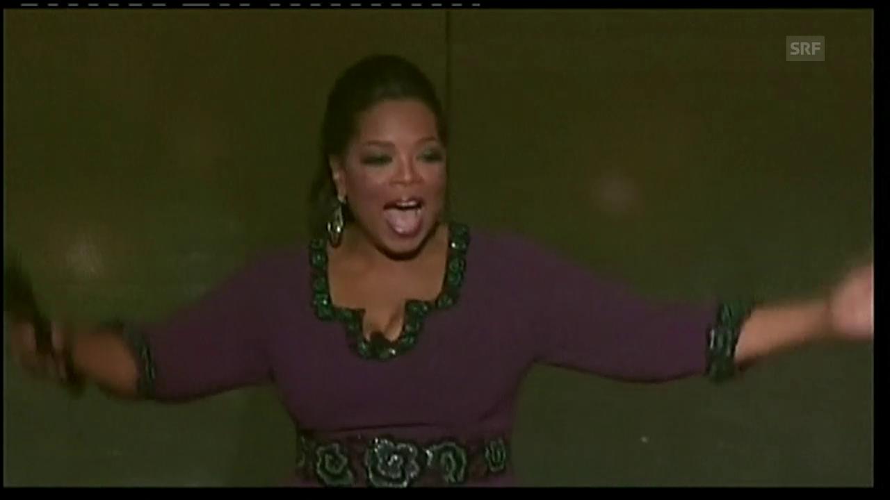 Superstar Oprah Winfrey (Glanz & Gloria, 15.1.2013)