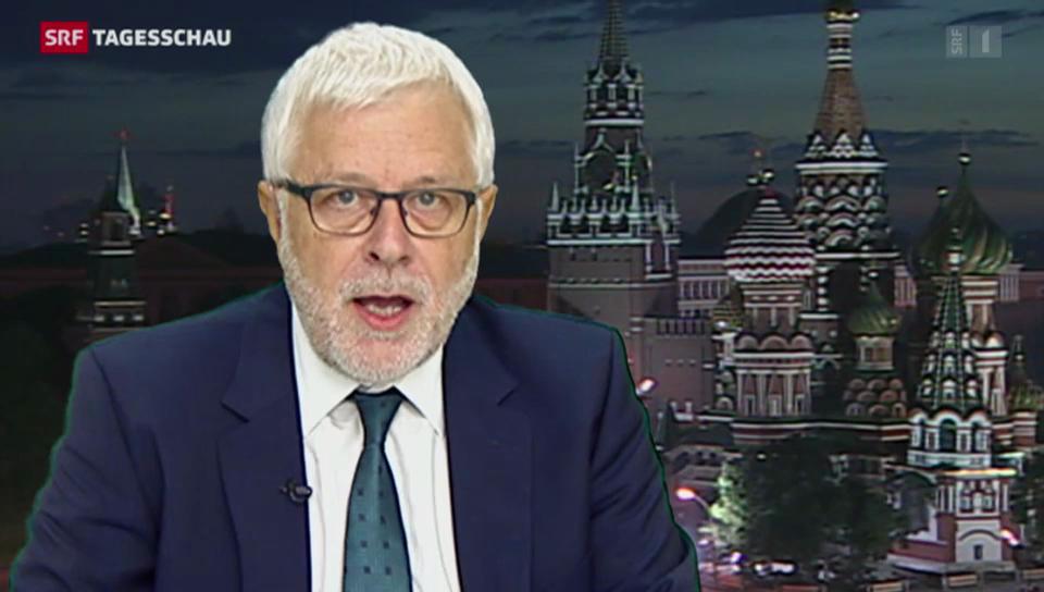 SRF-Korrespondent über den Ukraine-Konflikt