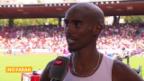 Video «Leichtathletik-EM: Interview mit Mo Farah» abspielen