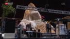 Video «Aus digitaler Vorlage entsteht ein Holz-Matterhorn» abspielen