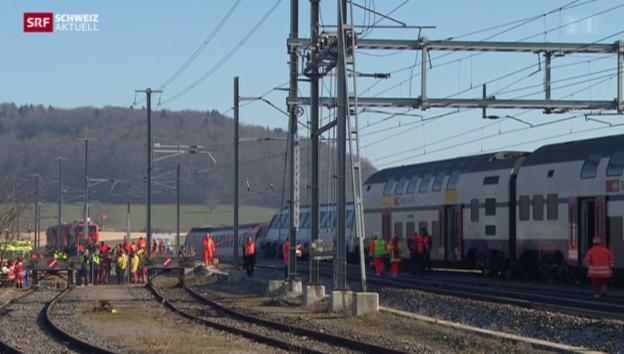 Video «Schweiz aktuell vom 20.02.2015» abspielen