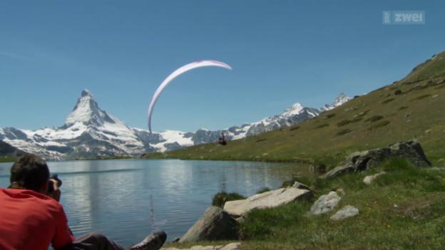 Video «2. Episode - Zielscheibe Matterhorn» abspielen