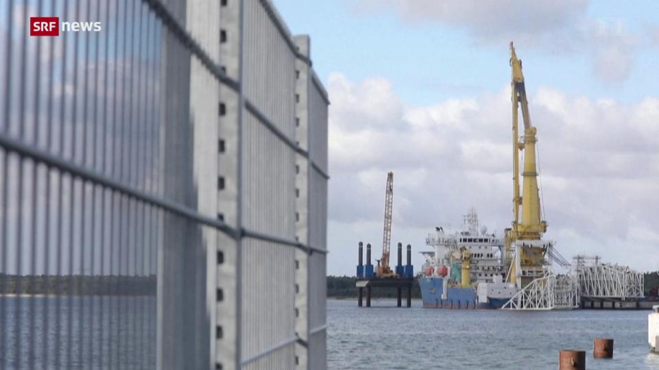 Einigung zu Nord Stream 2