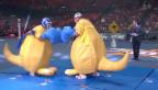 Video ««Super10Kampf»: Sportstars sorgen für Spektakel» abspielen