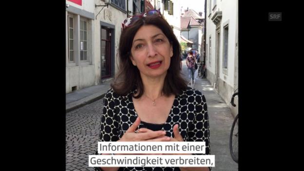 Video «Kathy Zarnegin» abspielen