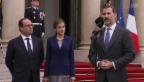 Video «Flugzeugabsturz: Spanische Royals brechen Staatsbesuch ab» abspielen