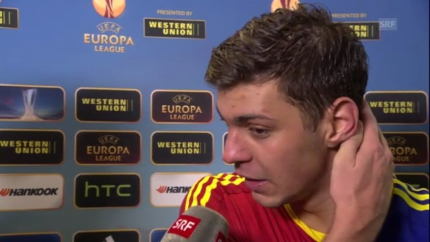 Video «Interview mit Dragovic» abspielen