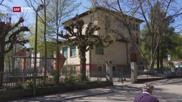 Video «Schweiz aktuell vom 07.04.2017» abspielen