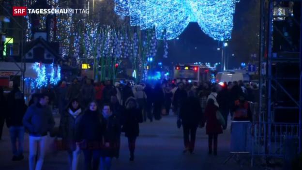 Video «Brüssel bläst Feuerwerk ab» abspielen