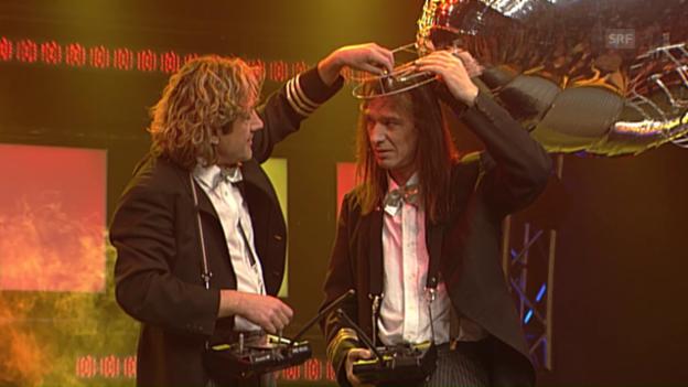 Video «FlugZüg (2006)» abspielen