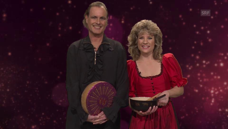 22. Dezember: Käsefondue-Plausch mit Stixi und Sonja
