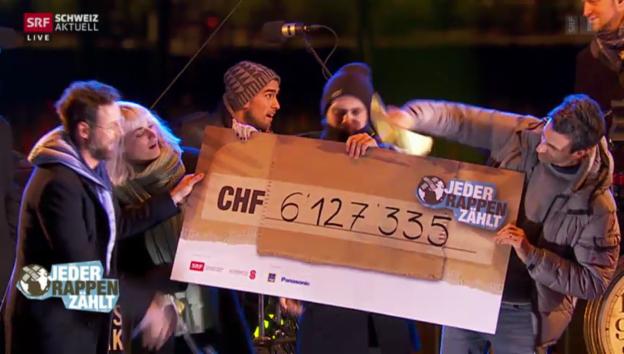Video «Schweiz aktuell vom 23.12.2014» abspielen