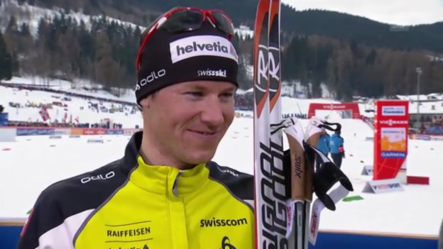 Video «Ski nordisch: Interview mit Toni Livers» abspielen
