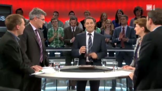 Video «Abstimmungs-Arena: Staatsverträge vors Volk» abspielen
