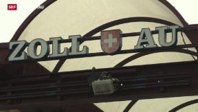 Video «Kampf gegen Schlepper an der Schweizer Grenze» abspielen