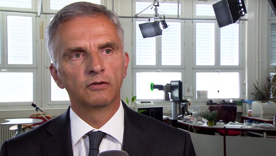 Didier Burkhalter zur Ukraine
