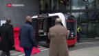 Video «SBB-Versuch mit selbstfahrendem Shuttle» abspielen