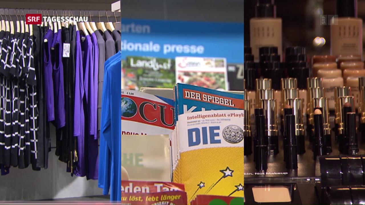 KMU und Konsumentenschützer gegen hohe Preise