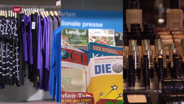 Video «KMU und Konsumentenschützer gegen hohe Preise» abspielen
