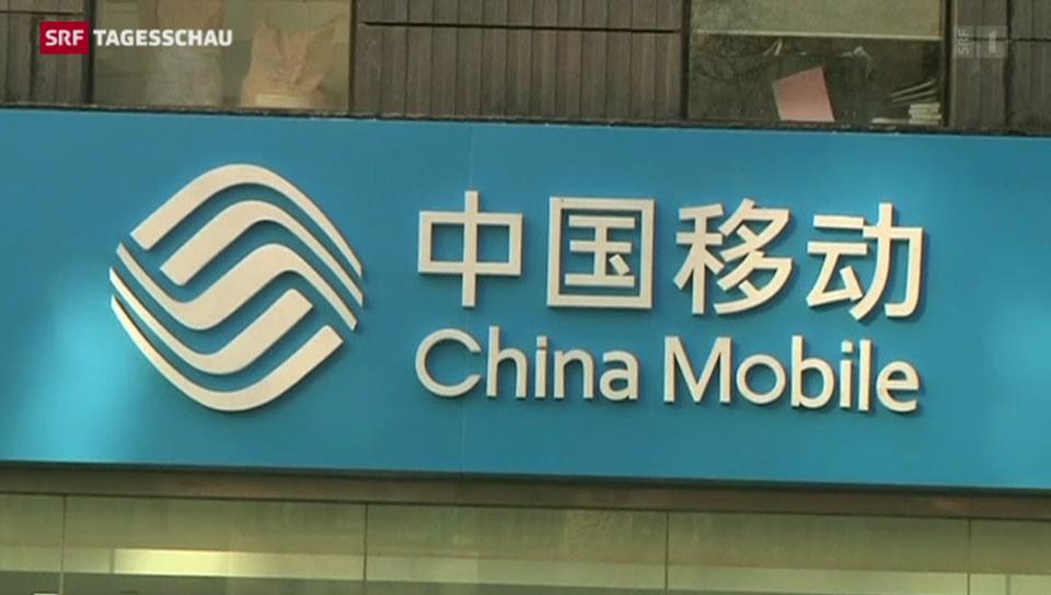 Apple arbeitet mit Telefonkonzern aus China zusammen