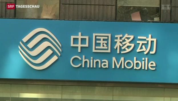 Video «Apple arbeitet mit Telefonkonzern aus China zusammen» abspielen
