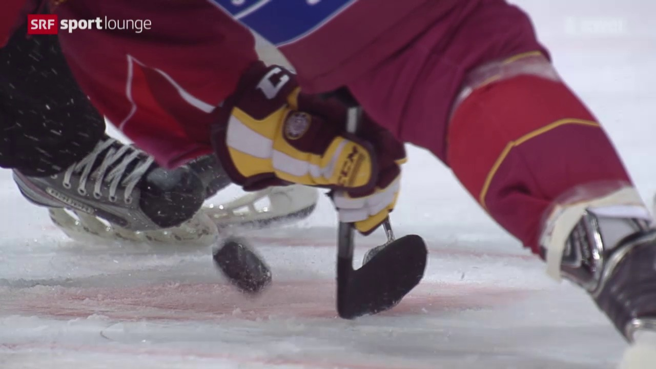 «Tscheggsch de Pögg» – wie wird man «Hockey-Schweizer»?