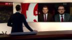 Video «FOKUS: Einschätzungen aus Brüssel und London» abspielen