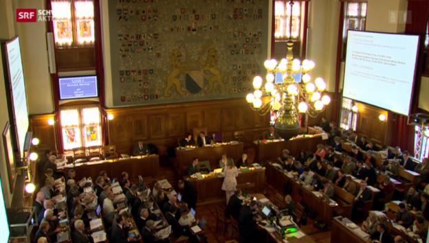 Video «Bürgerliche Parteien fordern Untersuchungen zu Fall Carlos» abspielen
