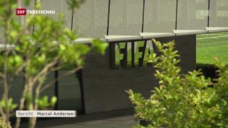 Video «Razzia beim Fifa-Hauptsitz in Zürich» abspielen