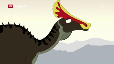 Ralph und die Dinosaurier: Olorotitan (15/26)